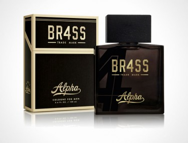 BR4SS' Alpha men's cologne