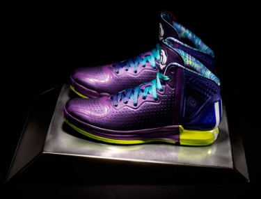 Adidas D Rose 4 'Chicago Nightfall'