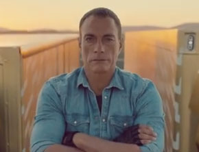 LOL! The Epic Split By Jean-Claude Van Damme