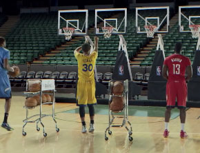 NBA 'Jingle Hoops' Commercial