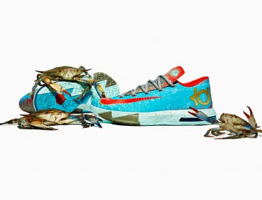 Nike KD VI Maryland Blue Crab