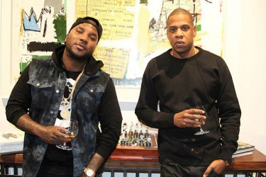 Jeezy and Jay Z