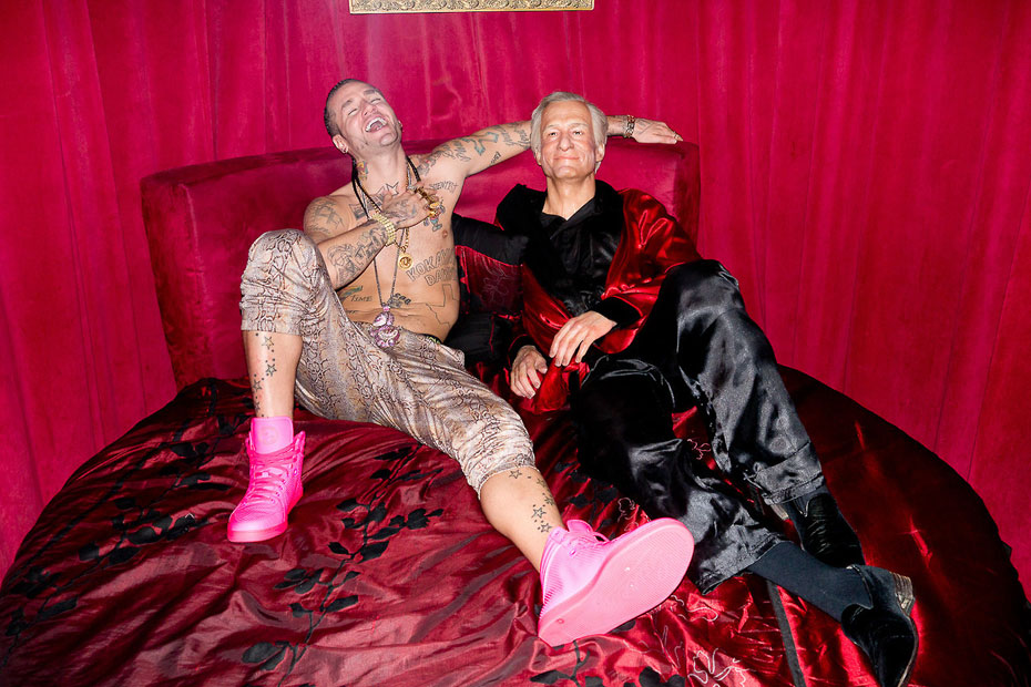 Riff By Terry Richardson (At Wax Museum)