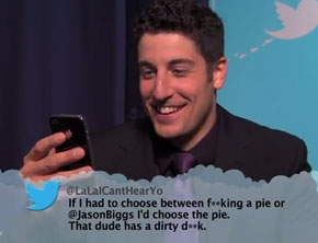 Jimmy Kimmel's Mean Tweets (Celebrity Edition #5)