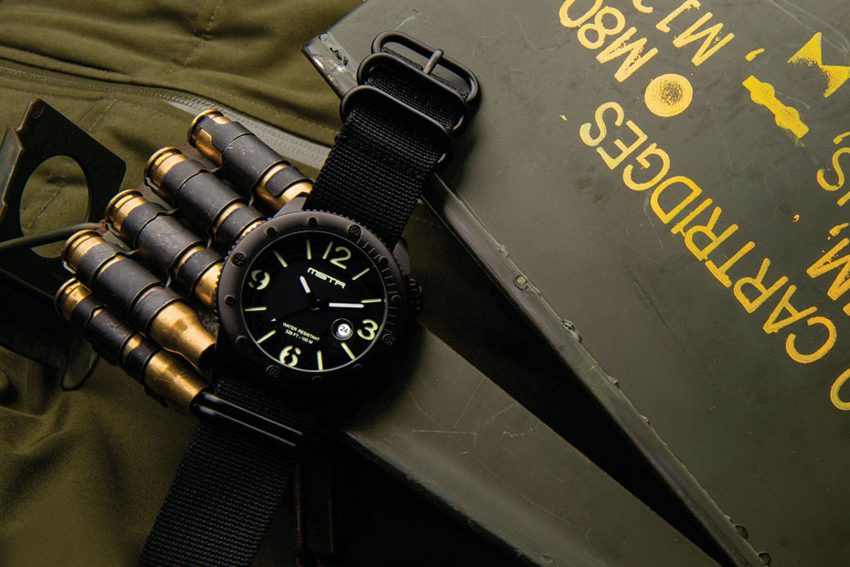 Meister Watches 2014 Collection