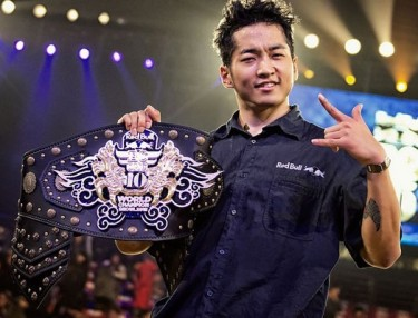 Hong 10 Crowned Champ At Red Bull BC One World Finals