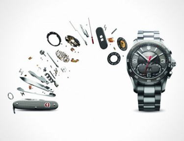 Victorinox President Rene Stutz Talks Launch Of Chrono Classic 1/100