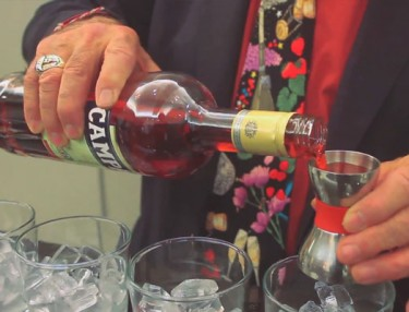 Bartender Legend Dale DeGroff Makes Us A 'Bulleit Boulevardier'