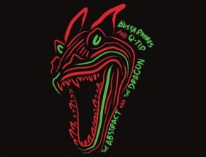 Busta Rhymes & Q-Tip - The Abstract & The Dragon (Mixtape)
