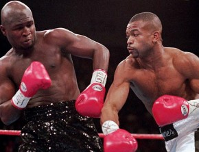 James Toney vs Roy Jones Jr.