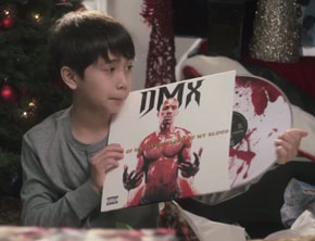 LOL! A DMX Holiday