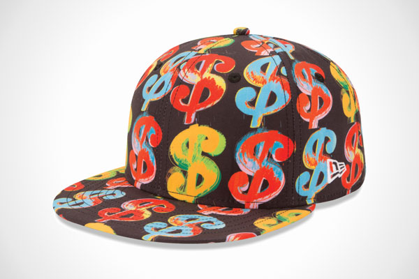 New Era x Andy Warhol Holiday 2013 Collection