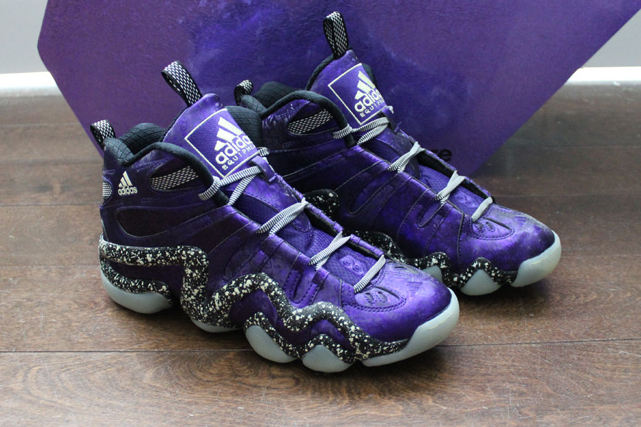 Adidas Crazy 8 'Nightmare Before Christmas' Edition | BallerStatus.com