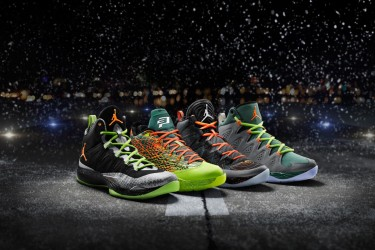 Jordan Brand 'Flight Before Christmas' Collection