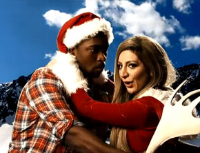 SNL: Kanye West 'Bound 2' X-Mas Edition Spoof