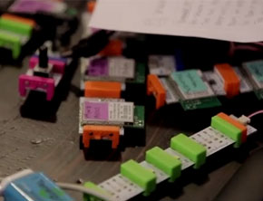 Introducing littleBits -- New Generation's LEGO