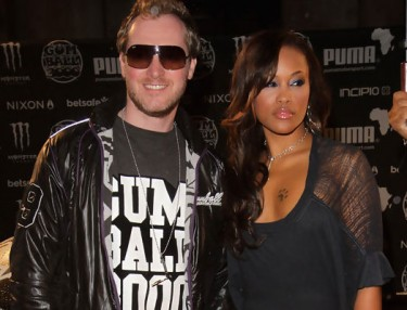 Gumball 3000 founder Maximillion Cooper and Eve