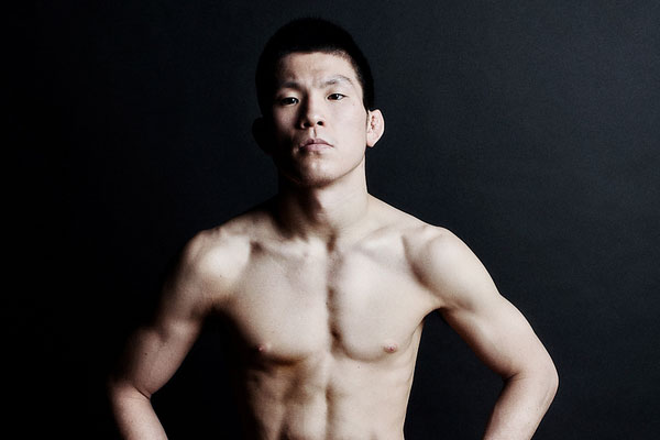 Asian mma fighter earns more by fucking 6