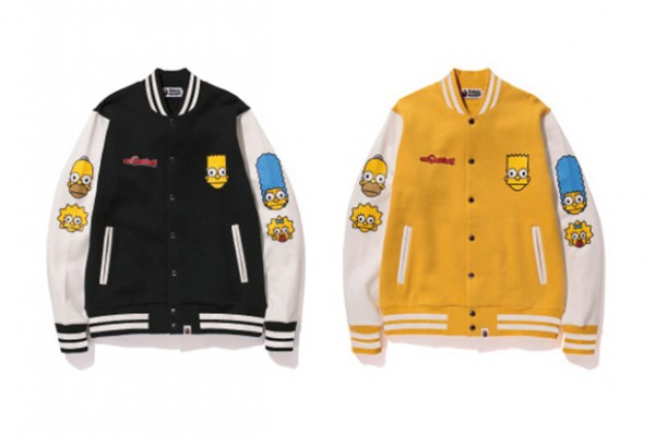 The Simpsons x BAPE Baby Milo 2014 Capsule