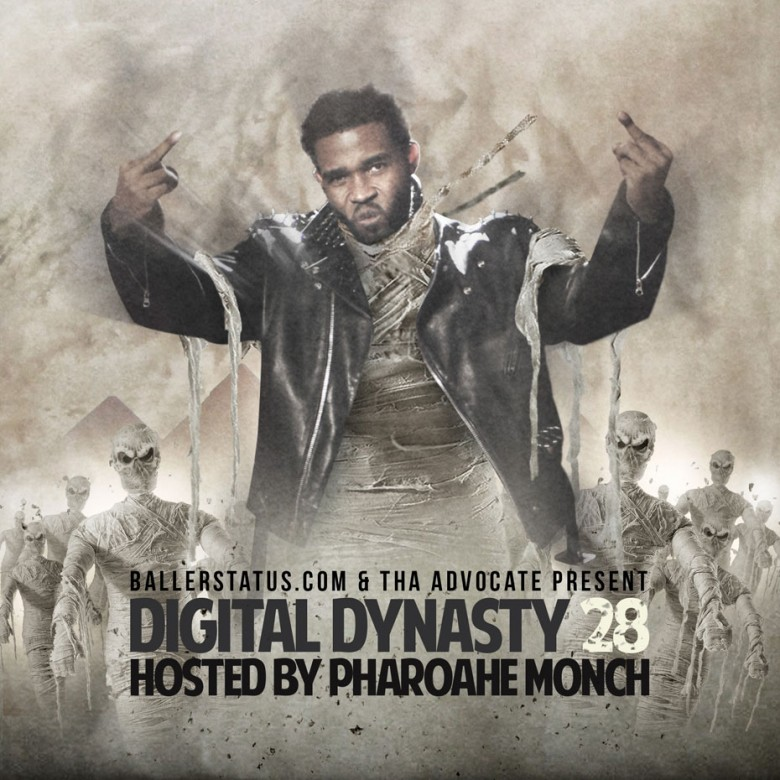 Digital Dynasty 28 (Hosted By Pharoahe Monch) (Mixtape)