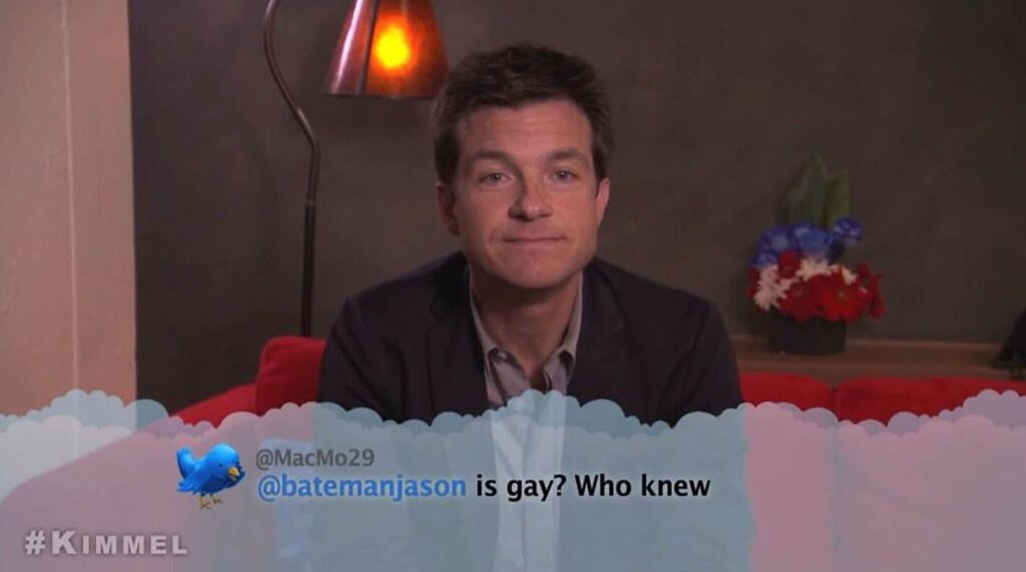 Jimmy Kimmel Live's 2013 Celebrity 'Mean Tweets'
