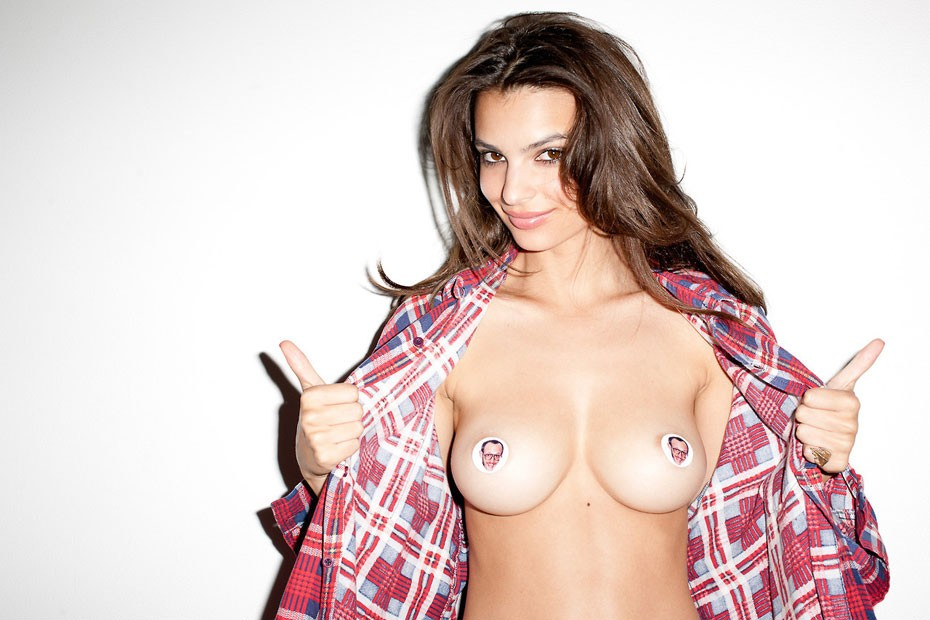 Emily Ratajkowski By Terry Richardson