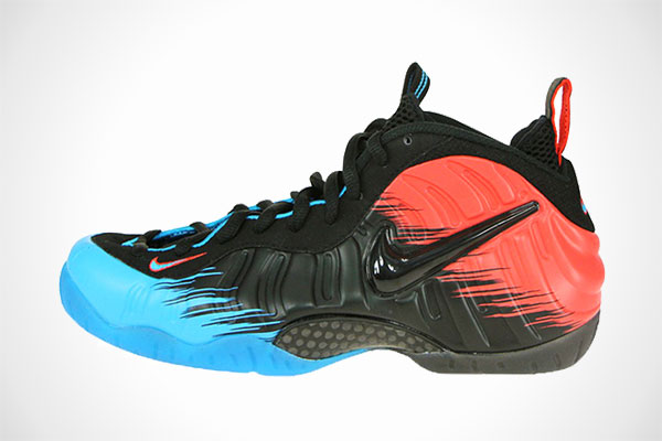 Nike Air Foamposite Pro 'Spider-Man'