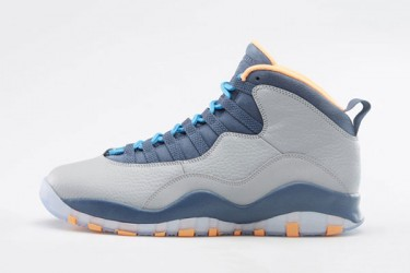 Air Jordan 10 Retro 'Wolf Grey'