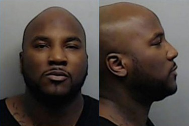 Young Jeezy booking photo