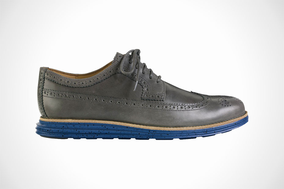 Cole Haan's Spring 2014 LunarGrand Long Wingtip collection