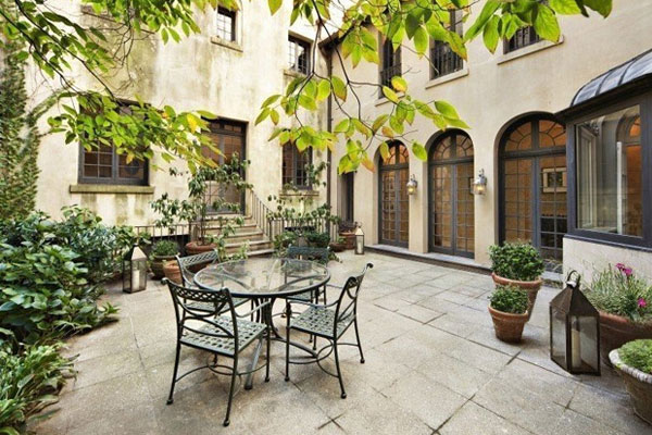 Inside Spike Lee's Manhattan Townhouse
