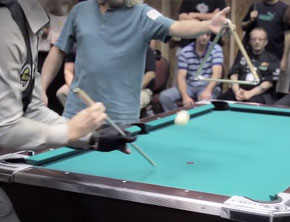Amazing Pool Trickshots By Florian Kohler