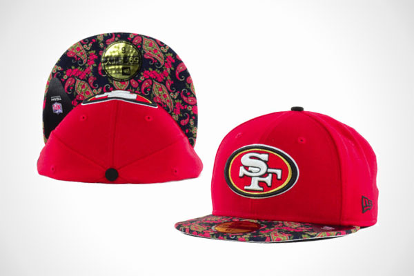 New Era 2014 NFL Paisley Vize 59FIFTY Collection