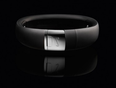 Silver Nike+ FuelBand SE