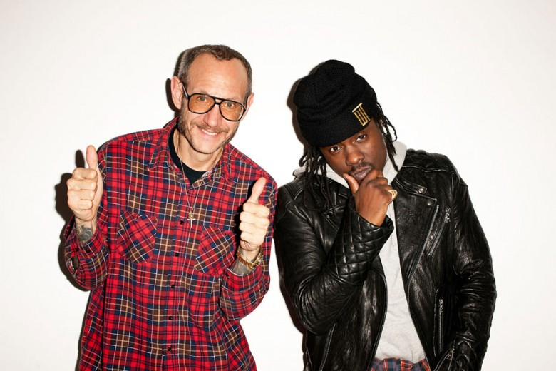 Wale by Terry Richardson