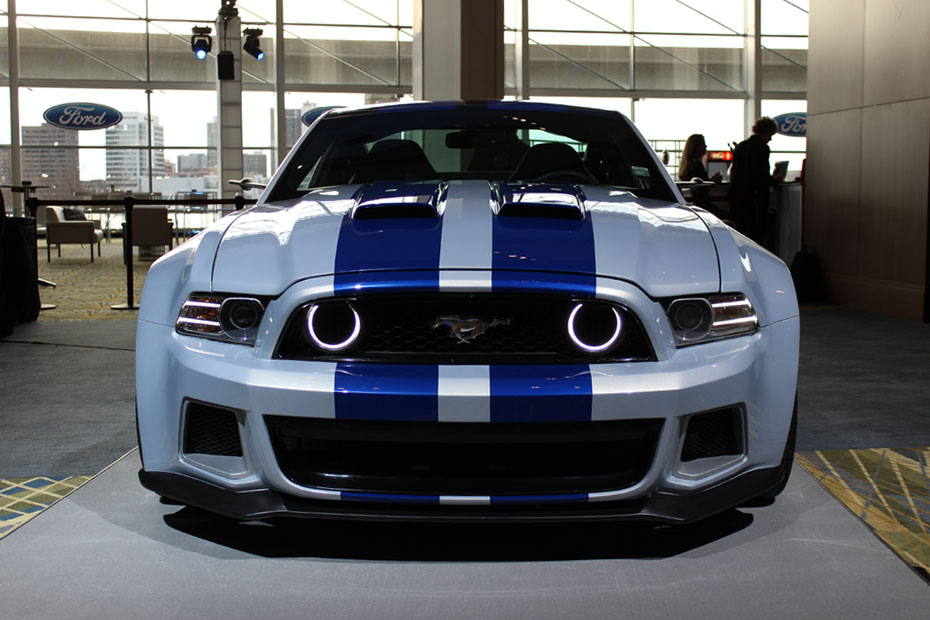 Need For Speed Mustang 2014