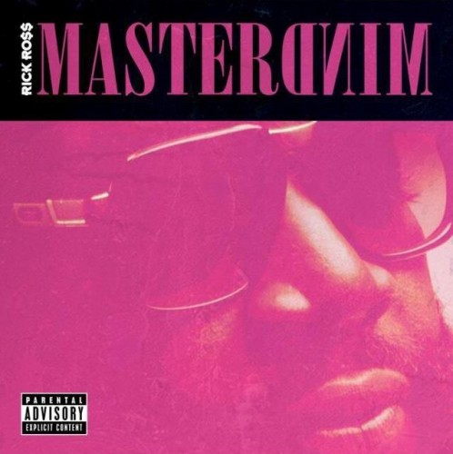 Rick Ross - Mastermind cover