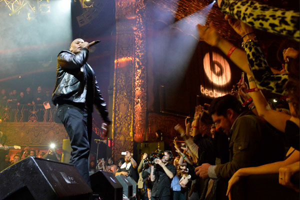 Dr. Dre throws epic Beats Music launch/Grammy party.