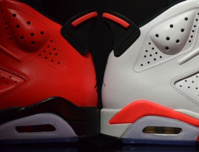 Air Jordan 6 'Infrared' Pack