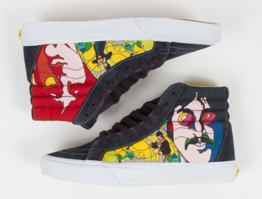 Vans x The Beatles 'Yellow Submarine' Footwear Capsule