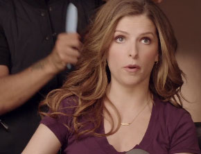 Anna Kendrick's Newcastle Super Bowl Commercial That Didn't Make It