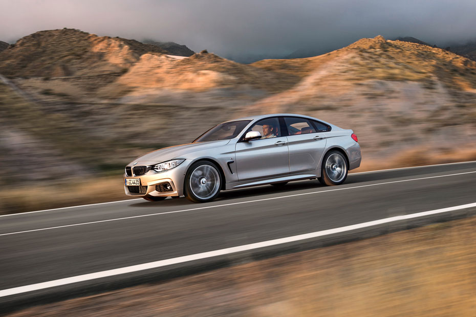 Introducing The 2015 BMW 4 Series Gran Coupe