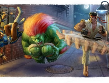 Polygon - Street Fighter 2: An Oral History