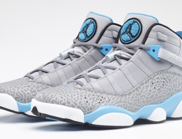 Jordan 6 Rings 'Powder Blue'