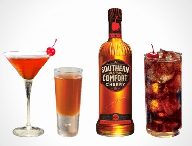 Southern Comfort's National Cherry Month Cocktails