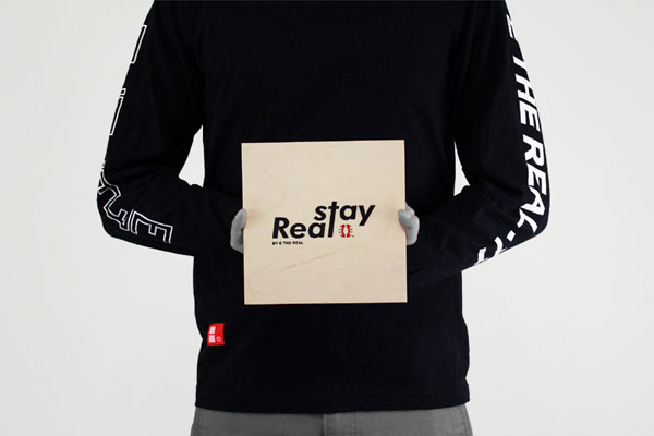 E The Real 'Stay Real' Collection