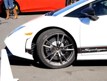 Speed Stick's Gear Up Challenge: Racing The Lamborghini Gallardo