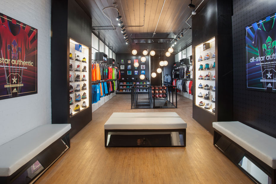 Adidas In The Quarter Store/Experience In NOLA