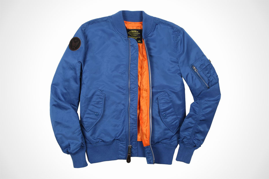 Alpha Industries Spring 2014 Bomber Jackets
