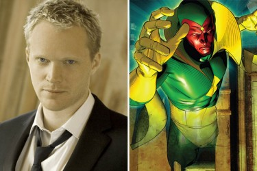Paul Bettany to play Vision in AVENGERS sequel